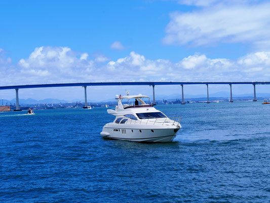 San Diego Reiseberichte: Coronado Bay Bridge