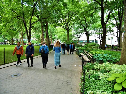 New York Parks Madison Square Park