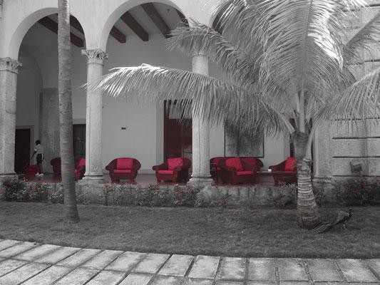Kuba Havanna Sehenswürdigkeiten Hotel Nacional
