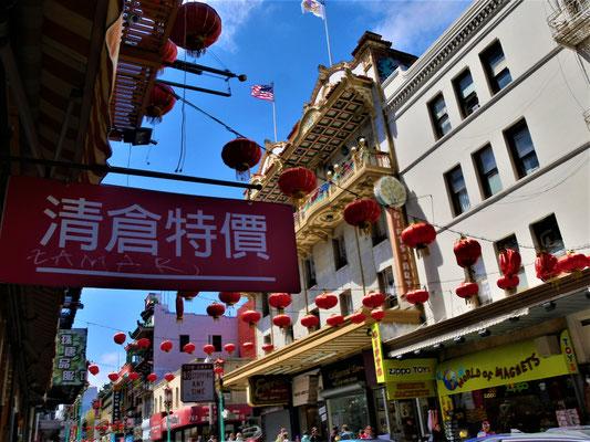 wo kann man in san francisco günstig übernachten china town