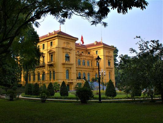 Hanoi Reisetipps Hoan Kiem Viertel
