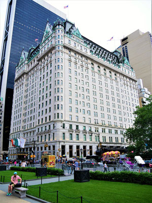 New York Tipps: The Plaza