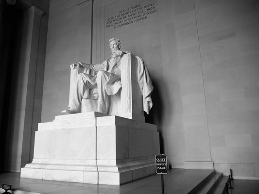 washington reisetipps lincoln memorial
