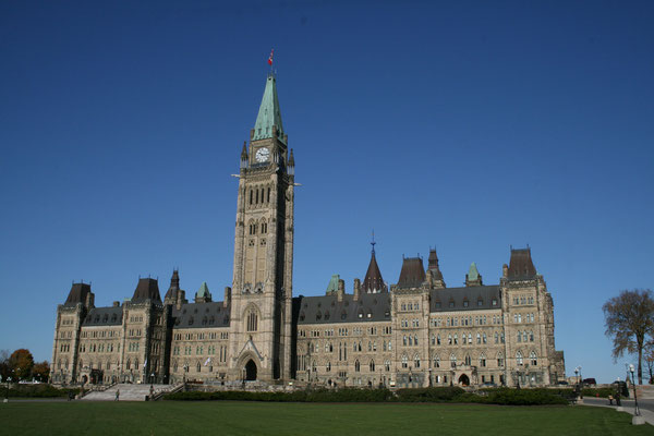 Ottawa Reise Tipps Parliament Hill