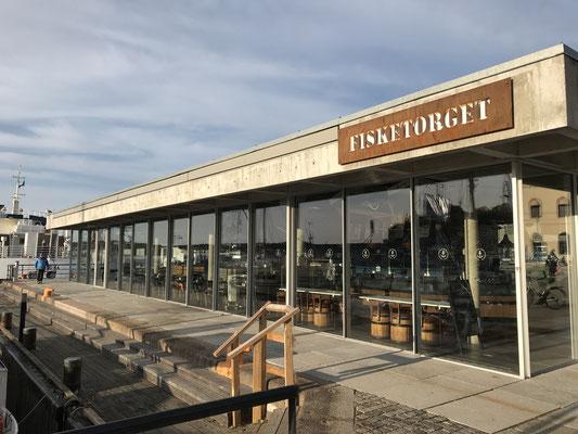 Oslo Sehenswürdigkeiten Aker Brygge und Hafen