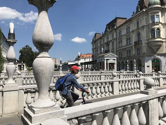Ljubljana Hotels Drei Brücken