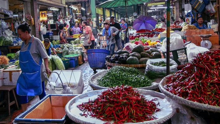 Bangkok Reisetipps: Märkte
