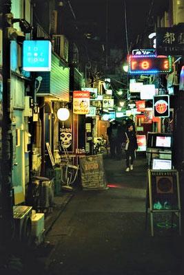 Tokio Reisetipps Golden Gai