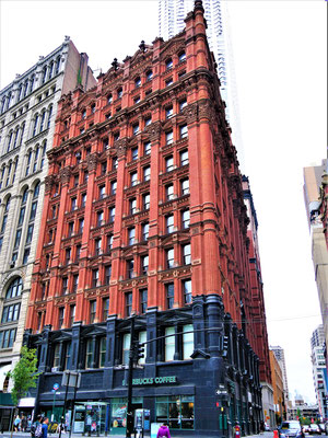 New York Reiseplanung: Potter Building