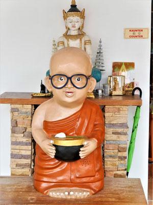 Penang Reise TIpps Buppharam Buddhiest Tempel