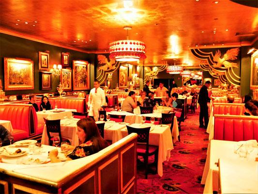 New York Restaurants Tipps Russian Tea Room
