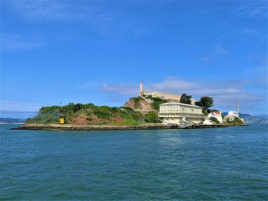 San Francisco Sehenswürdigkeiten  alcatraz