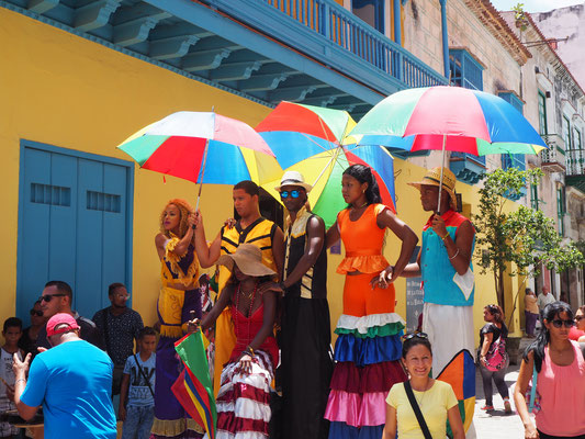 Kuba Reise Havanna Karneval