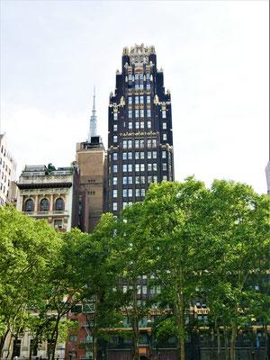 New York Tipps: Radiator Building