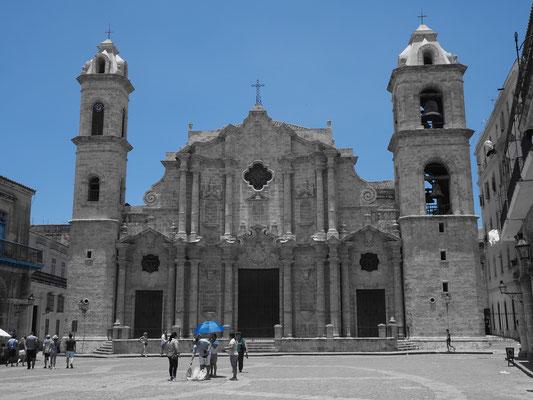 Havanna Reise Plaza de Armas