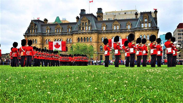 Kanada Reisetipps Osten Ottawa