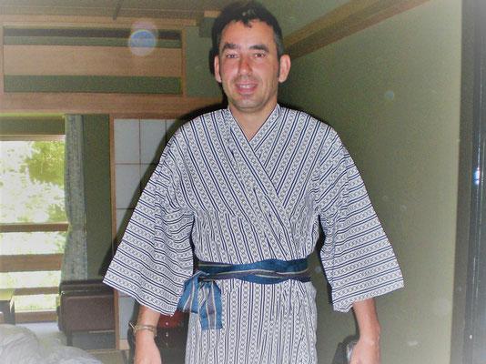 Ryokan Hotel Japan Kleiderordnung