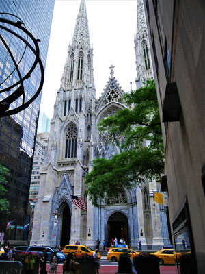 New York Tipps: St. Patricks Cathedral