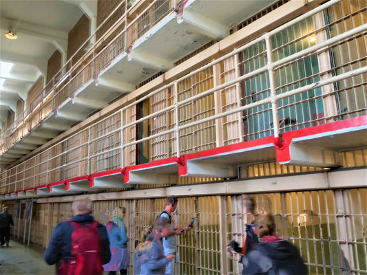 San Francisco Reisen alcatraz