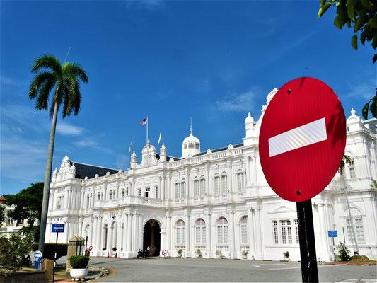 Georgetown Malaysia Sehenswürdigkeiten City Hall