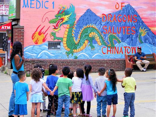 Philadelphia Reisen Chinatown
