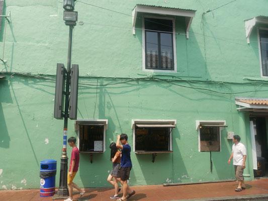 Reiseführer Malakka Malaysia  Jonker Street