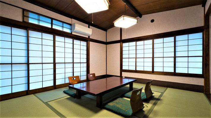 Tokio wo übernachten? Ito Ryokan
