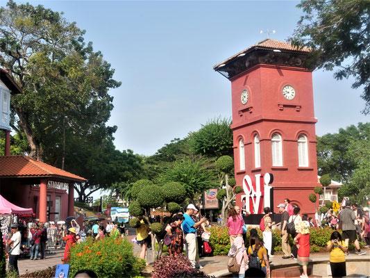 Melaka Reisebericht: Stadthuys