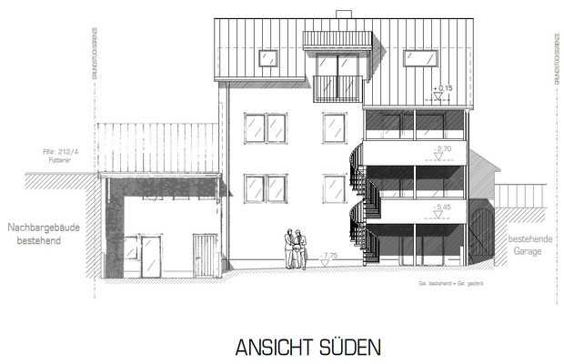 Wohnhausumbau in W.-Eschenbach - 2010