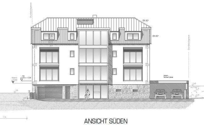 Wohnhausumbau - betreutes Wohnen - in W.-Eschenbach - 2011