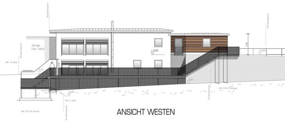 Bebaute Hanglage in Windischeschenbach - 2013