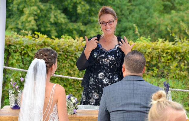 Hochzeitsrednerin Ursula Weber Fürstenfeldbruck - Foto: Matthias Wegner Fotografie