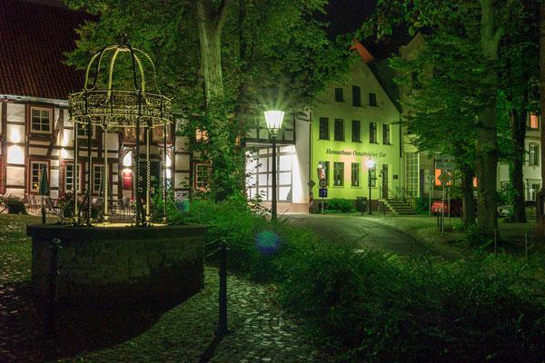 Kirchenburg Melle-Buer