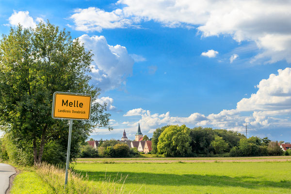 Melle - Skyline
