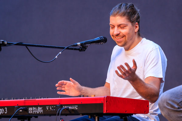 Philipp Poisel - Waldbühne Melle 23.07.2021