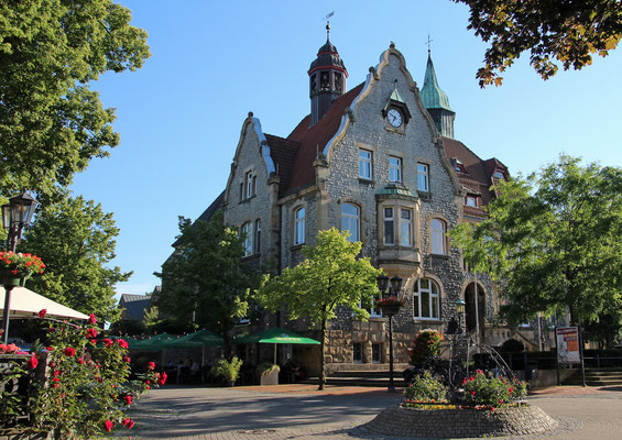 Rathaus Melle