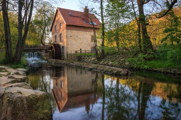 Knollmeyers Wassermühle im Nettetal (Landkreis Osnabrück)