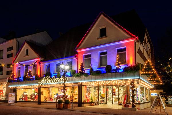 Weihnachtszeit in Melle