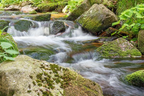 Bodewasserfälle Braunlage