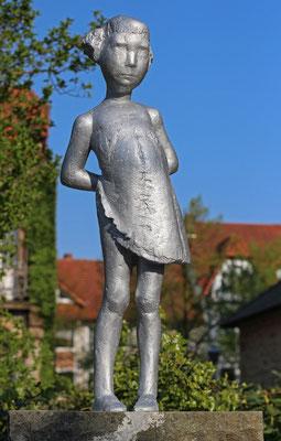 Mädchendenkmal am Kohlbrink