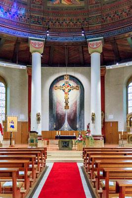 Silberhochzeit in der Kirche in Melle-Gesmold