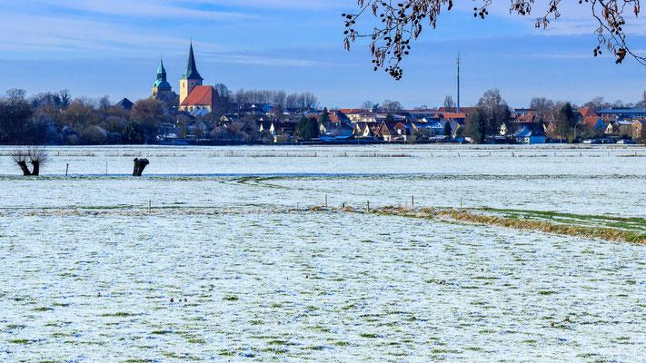 Winter in Melle