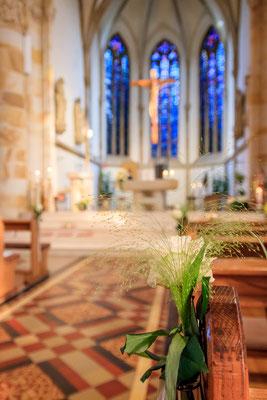 Silberhochzeit in der Kirche in Melle-Wellingholzhausen