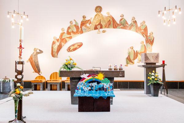 Erstkommunion St. Wiho in Osnabrück-Hellern