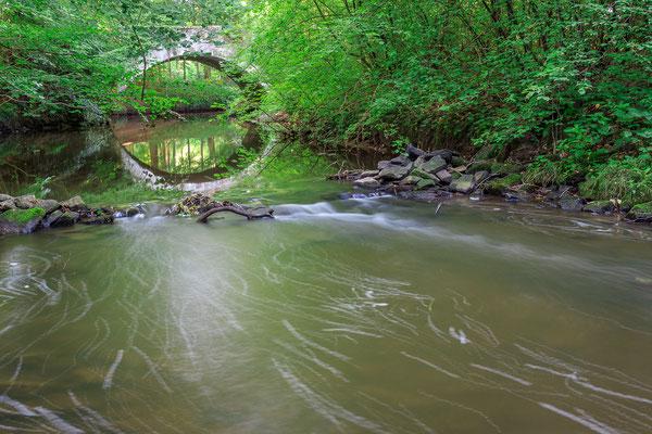 An der Wierau - Waldbad Schledehausen