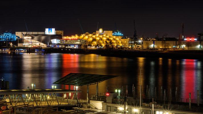 Hamburg - Musicals im Hafen