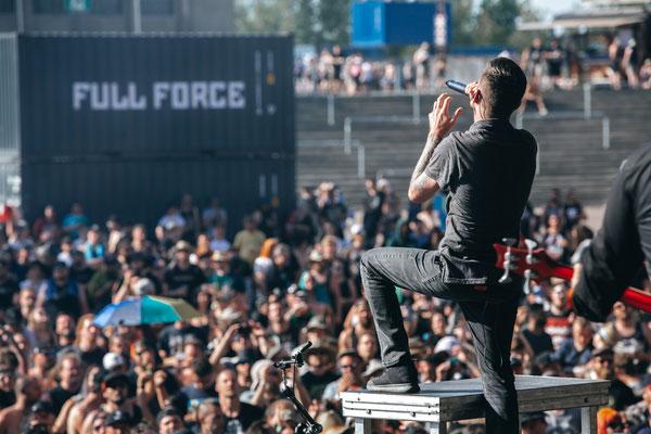 Bleeding Through - Full Force Festival