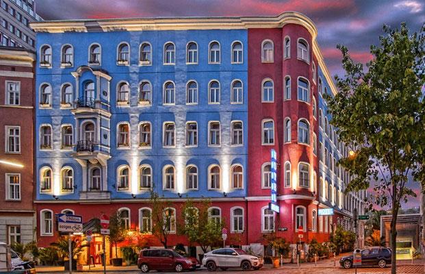 Hotel Urania im Zentrum von Wien