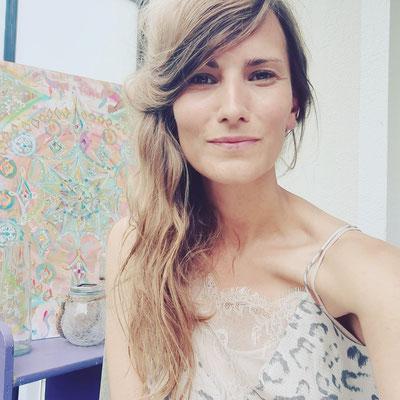 Carina Weber, soulfulcircle, Kunst, bioenergetische Heilarbeit, Hamburg, Artist Ascension