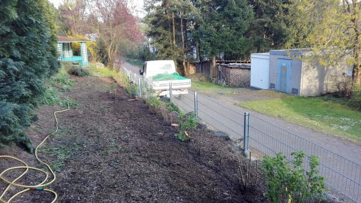 Vorher nachher gartengestaltung saliger - Gartengestaltung app ...